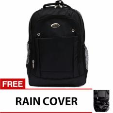 Promo Poloclub Water Laptop Backpack With Raincover