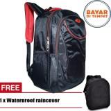 Spesifikasi Polo Water Tas Ransel Punggung Laptop Kordura Casual Mode Korean Trendy Rm 2136 15 Black Paling Bagus