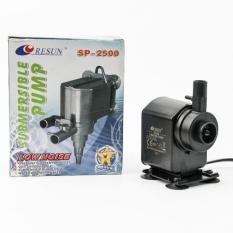 Harga Pompa Air Akuarium Resun Sp 2500 Gmp Terbaik