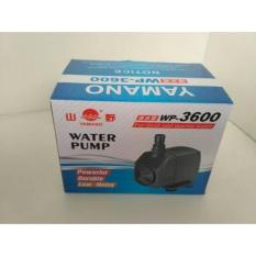 Spesifikasi Pompa Air Kolam Yamano Wp 3600 Terbaru