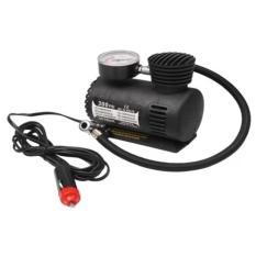 Pompa Ban Mini Elektrik Compresor (Kompresor Mini, Mobil Motor Air Compressor Listrik Kecil) Pompa