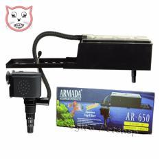 Jual Pompa Mesin Air Aquarium Ar 650 Filter Akuarium Armada Branded Original
