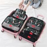 Toko Portable 6 Pcs Set Travel Bag Tinggi Kapasitas Bagasi Pakaian Rapi Sorting Pouch Duffle Bag Wanita Pria Perjalanan Kemasan Bag Intl Terlengkap Di Tiongkok