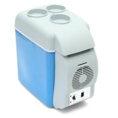Portable 7.5L Car Fridge Freezer Cooler Warmer 12V Mini Camping Refrigerator NEW - intl