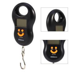 Toko Portable Digital Lcd Hanging Berat Bagasi Hook Skala Intl Online Di Tiongkok