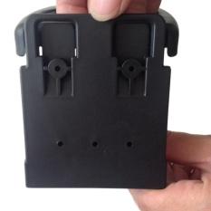 Portable Botol Minuman Cup Holder Stand ABS Plastik dengan Sekrup untuk SUV Mobil Truk-Internasional