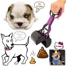 Portable Long Handle Pet Anjing dan Kucing Bertugas Membersihkan Kotoran Anjing Peliharaan Limbah Bag Holder Anjing Toilet Poop Mudah Pick Up Alat Pembersih-Intl