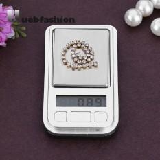 Portable Mini Elektronik Digital Timbangan Dapur Perhiasan Berat Skala-Intl