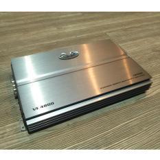Power Amplifier EVO VE4800 - 1200W 4 Channel High Power Amplifier