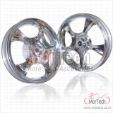 Jual Power Velg Pelek Racing Tapak Lebar Rose Vario Fi 125 Cc Palang 5 Chrome Chrome 14 215 14 250 Import