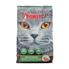 Miliki Segera Powercat Dry Fresh Ocean Fish Cat Food 1 4Kg