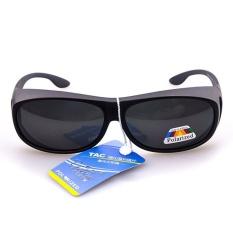 Jual Prado2U Seperti Yang Terlihat Di Tv Anti Uv Glare Polarized Sunglasses Matte Black Intl Antik