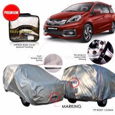 Spesifikasi Premium Body Cover Mobil Impreza Honda Mobilio Gray Yang Bagus