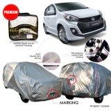 Premium Body Cover Mobil Impreza Sirion Gray Terbaru