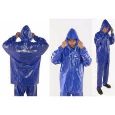 Premium Jas Hujan Karet PCV Original GMA Raincoat Legenda Kualitas AXIO Toko Berkah Online