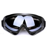 Harga Hemat Premium Kacamata Goggles Google Ski Helm Motor Cross Touring Anti Debu