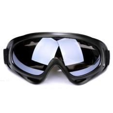PREMIUM Kacamata Goggles Google Ski Helm Motor Cross Touring Anti Debu
