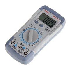 Beli Premium Lcd Multimeter Digital Ohmmeter Penguji Ac Multi Dc Pengukur Tegangan Volt Abu Abu Cicilan
