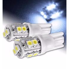 Premium- LED Lampu Motor T10 4 Pcs - Putih Toko Berkah Online