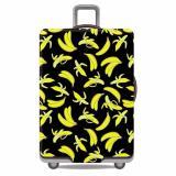 Spesifikasi Premium Sarung Koper Elastis Luggage Cover Pelindung Koper Cover Koper Buah Pisang Size L Beserta Harganya