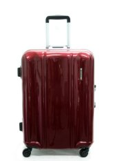 Beli President Trolley Case 5268 S 27 Pearl Dark Red Nyicil