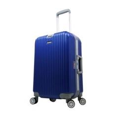 Jual President Trolley Koper Fiber Hardcase Luggage 24 Inch 5284 24 Tsa Original Blue President Di Dki Jakarta