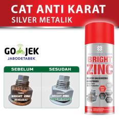 Jual Beli Primo Bright Zinc Compound Galvanis Anti Karat 400Ml Di Dki Jakarta