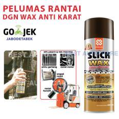 Primo Slick Wax Pelumas Rantai Super Anti Karat Chain Lube Wax Terbaik 400 Ml Di Dki Jakarta