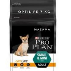Beli Pro Plan Small Mini *d*lt 7 Kg Proplan Small Mini *d*lt Makanan Anjing Puppy Food Mazama Dog Food Proplan Small And Mini Puppy Dry Food Makanan Kering Food Dog Optilife Pro Plan