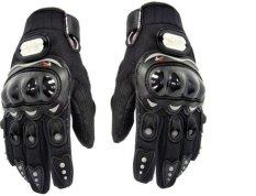 Jual Probiker Sarung Tangan Motor Glove Probiker Full Black Probiker Grosir