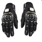 Probiker Sarung Tangan Sepeda Motor Touring Tour Bikers Bike Gloves Sports Outdoor Full Hitam Original