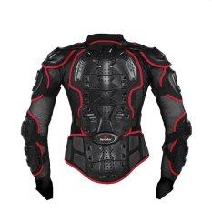 Profesional Perlindungan Bodi Motor Balap Pelindung Tubuh Utuh Punggung Jaket Pelindung Dada Pelindung Gear M-XXXL