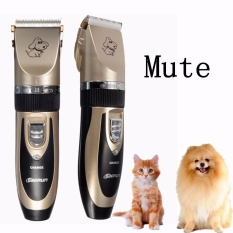Anjing Peliharaan Profesional Pemangkas Rambut Perawatan Alat Pemotong Hewan Penghilang Rambut Sisir Sikat Pemotong Murah