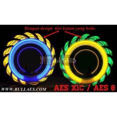 Projector Aes 6/7/8/9/S1 Tanpa Balast Hid Dan Bohlam Hid