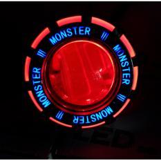 Spesifikasi Projie Led Plasma Hi Lo Dengan Logo Monster Murah Berkualitas