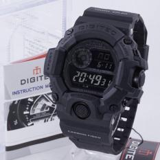 Harga Promo Digitec Dg 2064T Aquaman Original Anti Air Jam Tangan Pria Sporty Rubber Strap Hitam Full Murah