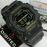 Beli Promo Digitec Monster Dg 2012T Original Anti Air Jam Tangan Pria Sporty Casual Black Gold Online