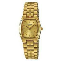 Jual Promo Jam Tangan Wanita Ltp 1169N 9A Gold Di Bawah Harga