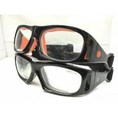 Promo!! Paket Kacamata Olahraga Panlees Ori + Lensa Minus Supersine - Mgtzmk