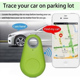 Price Checker PROMO - Smart Bluetooth Tracker Wireless Remote Shutter Selfie Tongsis GPS pencari harga -