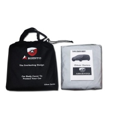 Diskon Produk Proton Exora Silver Series Tutup Mobil Car Body Cover Argento