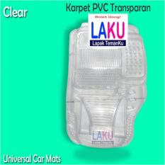 Proton Wira Karpet Full PVC 3Pcs Universal Clear