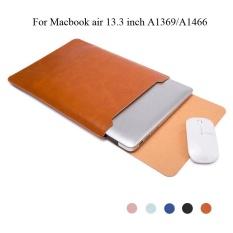 Promo Pu Kulit Tas Laptop Untuk Macbook Air 13 3 Inch 2016 Versi A1369 A1466 Intl Tiongkok