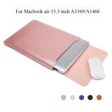 Toko Pu Kulit Tas Laptop Untuk Macbook Air 13 3 Inch 2016 Versi A1369 A1466 Intl Murah Di Tiongkok