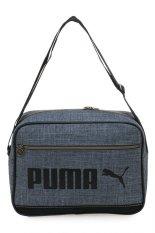 Promo Puma 073316 01 Campus Reporter Steel Gray Hitam Akhir Tahun