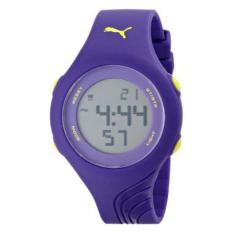 Jual Beli Puma Jam Tangan Wanita Puma Pu911092004 Active Twist S Purple Digital Watch