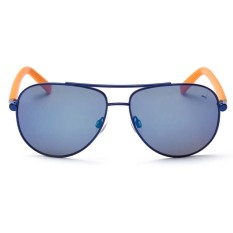 Jual Puma Sport Sunglasses 15167 Aviator Blue Orange Satu Set