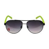 Review Puma Sport Sunglasses Aviator Hitam Lime Puma