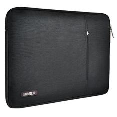PUREBOX 13.3 Inch Laptop Sleeve Bag Case Penutup untuk MacBook Air Dell SONY SAMSUNG HP ThinkPad dan Laptop Lain Spill-proof Bahan Shock-proof Design, Hitam