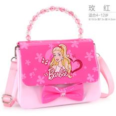 Tas Selempang Modis Anak-anak Tas Tangan Putri Barbie .